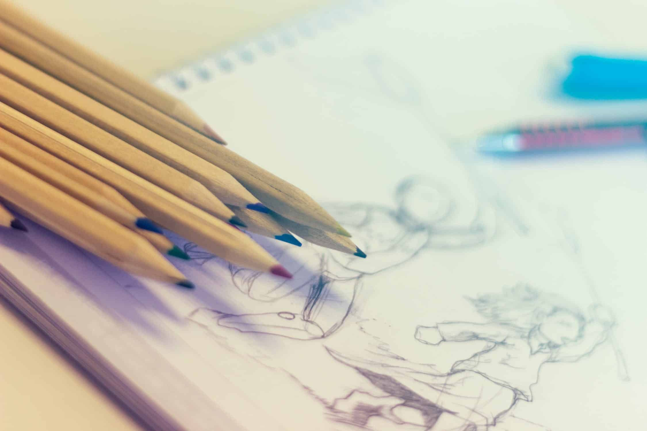 Photo of 500+ Best Easy things to draw when your bored